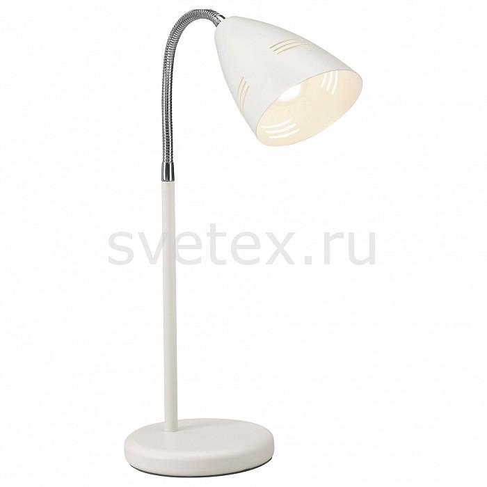 Настольная лампа markslojdТочечные светильники<br>Артикул - ML_197812,Бренд - markslojd (Швеция),Коллекция - Vejle,Гарантия, месяцы - 24,Высота, мм - 300,Выступ, мм - 135,Размер упаковки, мм - 320x320x320,Тип лампы - компактная люминесцентная [КЛЛ] ИЛИнакаливания ИЛИсветодиодная [LED],Общее кол-во ламп - 1,Напряжение питания лампы, В - 220,Максимальная мощность лампы, Вт - 40,Лампы в комплекте - отсутствуют,Цвет плафонов и подвесок - белый,Тип поверхности плафонов - глянцевый,Материал плафонов и подвесок - металл,Цвет арматуры - белый, хром,Тип поверхности арматуры - глянцевый,Материал арматуры - металл,Количество плафонов - 1,Наличие выключателя, диммера или пульта ДУ - выключатель на проводе,Компоненты, входящие в комплект - провод электропитания с вилкой без заземления,Тип цоколя лампы - E14,Класс электробезопасности - II,Степень пылевлагозащиты, IP - 20,Диапазон рабочих температур - комнатная температура,Дополнительные параметры - поворотный светильник<br>