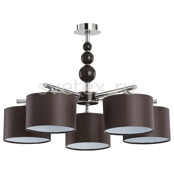 Люстра на штанге AlfaТекстильные плафоны<br>Артикул - EV_5654,Бренд - Alfa (Польша),Коллекция - Pamela,Гарантия, месяцы - 24,Высота, мм - 650,Диаметр, мм - 640,Тип лампы - компактная люминесцентная [КЛЛ] ИЛИнакаливания ИЛИсветодиодная [LED],Общее кол-во ламп - 5,Напряжение питания лампы, В - 220,Максимальная мощность лампы, Вт - 40,Лампы в комплекте - отсутствуют,Цвет плафонов и подвесок - коричневый,Тип поверхности плафонов - матовый,Материал плафонов и подвесок - текстиль,Цвет арматуры - венге, хром,Тип поверхности арматуры - матовый,Материал арматуры - дерево, металл,Количество плафонов - 5,Возможность подлючения диммера - можно, если установить лампу накаливания,Тип цоколя лампы - E14,Класс электробезопасности - I,Общая мощность, Вт - 200,Степень пылевлагозащиты, IP - 20,Диапазон рабочих температур - комнатная температура,Дополнительные параметры - способ крепления светильника к потолку – на монтажной пластине<br>