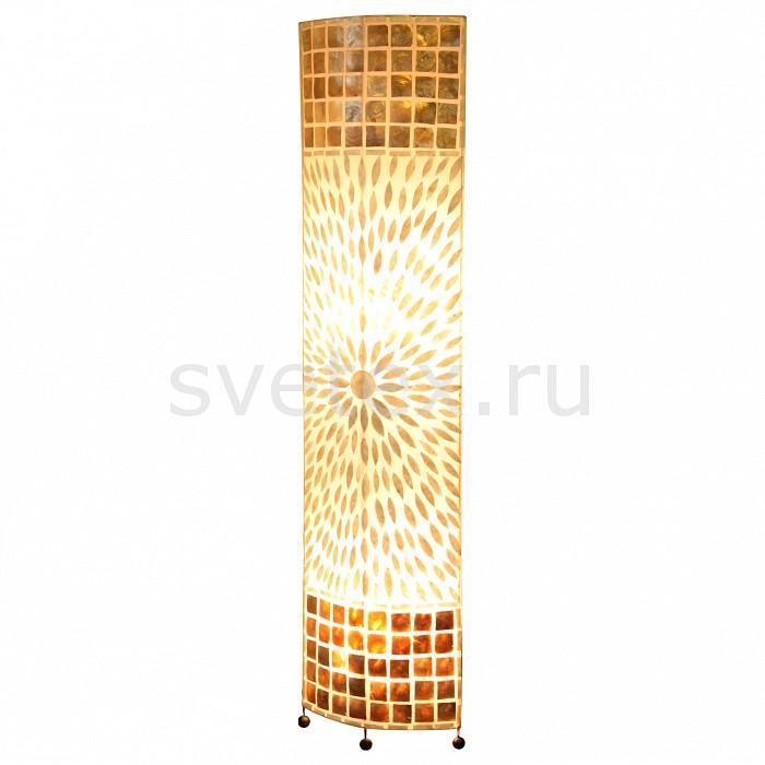 Торшер GloboПолимерный плафон<br>Артикул - GB_25826,Бренд - Globo (Австрия),Коллекция - Bali,Гарантия, месяцы - 24,Ширина, мм - 170,Высота, мм - 1490,Выступ, мм - 365,Тип лампы - компактная люминесцентная [КЛЛ] ИЛИнакаливания ИЛИсветодиодная [LED],Общее кол-во ламп - 2,Напряжение питания лампы, В - 220,Максимальная мощность лампы, Вт - 60,Лампы в комплекте - отсутствуют,Цвет плафонов и подвесок - перламутровый, песочный с коричневым рисунком,Тип поверхности плафонов - матовый,Материал плафонов и подвесок - морская ракушка, текстиль,Цвет арматуры - коричневый,Тип поверхности арматуры - глянцевый,Материал арматуры - металл,Количество плафонов - 1,Наличие выключателя, диммера или пульта ДУ - ножной выключатель,Компоненты, входящие в комплект - провод электропитания с вилкой без заземления,Тип цоколя лампы - E27,Класс электробезопасности - II,Общая мощность, Вт - 120,Степень пылевлагозащиты, IP - 20,Диапазон рабочих температур - комнатная температура<br>