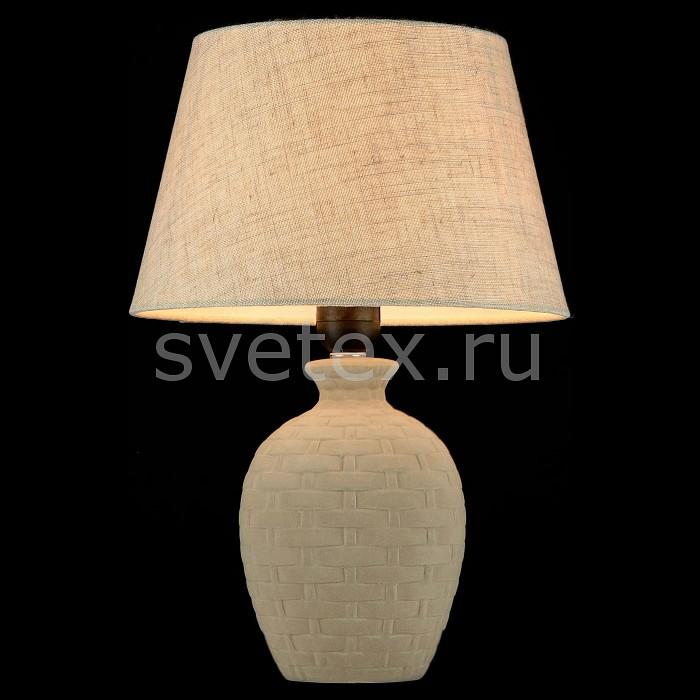 Настольная лампа MaytoniС абажуром<br>Артикул - MY_MOD003-11-W,Бренд - Maytoni (Германия),Коллекция - Armel,Гарантия, месяцы - 24,Высота, мм - 360,Диаметр, мм - 255,Тип лампы - компактная люминесцентная [КЛЛ] ИЛИнакаливания ИЛИсветодиодная [LED],Общее кол-во ламп - 1,Напряжение питания лампы, В - 220,Максимальная мощность лампы, Вт - 60,Лампы в комплекте - отсутствуют,Цвет плафонов и подвесок - кремовый,Тип поверхности плафонов - матовый,Материал плафонов и подвесок - текстиль,Цвет арматуры - кремовый, коричневый,Тип поверхности арматуры - матовый, рельефный,Материал арматуры - керамика, металл,Количество плафонов - 1,Наличие выключателя, диммера или пульта ДУ - выключатель на проводе,Компоненты, входящие в комплект - провод электропитания с вилкой без заземления,Тип цоколя лампы - E27,Класс электробезопасности - II,Степень пылевлагозащиты, IP - 20,Диапазон рабочих температур - комнатная температура<br>