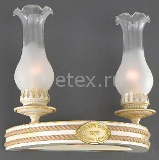 Бра La LampadaНастенные светильники<br>Артикул - LL_WB.805-2.17,Бренд - La Lampada (Италия),Коллекция - Marina 805,Гарантия, месяцы - 24,Время изготовления, дней - 1,Ширина, мм - 310,Высота, мм - 270,Выступ, мм - 150,Тип лампы - компактная люминесцентная (КЛЛ) ИЛИнакаливания ИЛИсветодиодная (LED),Общее кол-во ламп - 2,Напряжение питания лампы, В - 220,Максимальная мощность лампы, Вт - 60,Лампы в комплекте - отсутствуют,Цвет плафонов и подвесок - неокрашенный,Тип поверхности плафонов - прозрачный,Материал плафонов и подвесок - стекло,Цвет арматуры - слоновая кость,Тип поверхности арматуры - матовый,Материал арматуры - дерево, металл,Количество плафонов - 2,Возможность подлючения диммера - можно, если установить лампу накаливания,Тип цоколя лампы - E14,Класс электробезопасности - I,Общая мощность, Вт - 120,Степень пылевлагозащиты, IP - 20,Диапазон рабочих температур - комнатная температура,Дополнительные параметры - светильник предназначен для использования со скрытой проводкой<br>