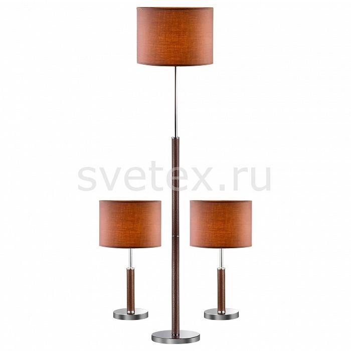 Фото Набор из 2 настольных ламп и 1 торшера Favourite Super-set 1427-SET