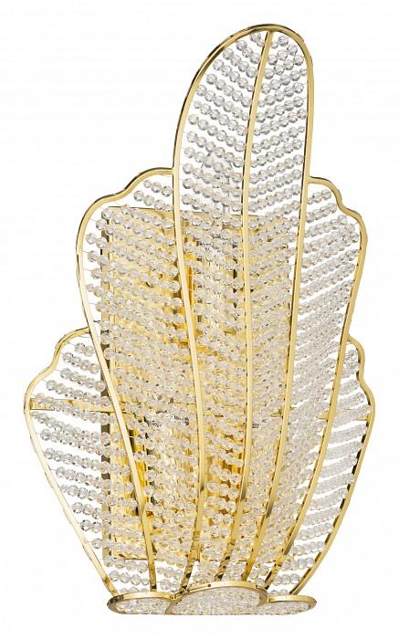 Накладной светильник OsgonaСветодиодные<br>Артикул - LS_705632,Бренд - Osgona (Италия),Коллекция - Riccio,Гарантия, месяцы - 24,Время изготовления, дней - 1,Ширина, мм - 250,Высота, мм - 380,Выступ, мм - 170,Тип лампы - компактная люминесцентная [КЛЛ] ИЛИнакаливания ИЛИсветодиодная [LED],Общее кол-во ламп - 3,Напряжение питания лампы, В - 220,Максимальная мощность лампы, Вт - 60,Лампы в комплекте - отсутствуют,Цвет плафонов и подвесок - неокрашенный,Тип поверхности плафонов - прозрачный,Материал плафонов и подвесок - хрусталь,Цвет арматуры - золото,Тип поверхности арматуры - глянцевый,Материал арматуры - металл,Возможность подлючения диммера - можно, если установить лампу накаливания,Тип цоколя лампы - E14,Класс электробезопасности - I,Общая мощность, Вт - 180,Степень пылевлагозащиты, IP - 20,Диапазон рабочих температур - комнатная температура,Дополнительные параметры - светильник предназначен для использования со скрытой проводкой<br>