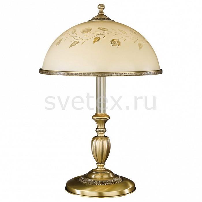 Настольная лампа Reccagni AngeloСветильники<br>Артикул - RA_P_6208_G,Бренд - Reccagni Angelo (Италия),Коллекция - 6208,Гарантия, месяцы - 24,Высота, мм - 560,Диаметр, мм - 380,Тип лампы - компактная люминесцентная [КЛЛ] ИЛИнакаливания ИЛИсветодиодная [LED],Общее кол-во ламп - 2,Напряжение питания лампы, В - 220,Максимальная мощность лампы, Вт - 60,Лампы в комплекте - отсутствуют,Цвет плафонов и подвесок - бежевый с рисунком,Тип поверхности плафонов - матовый,Материал плафонов и подвесок - стекло,Цвет арматуры - бронза состаренная,Тип поверхности арматуры - матовый, рельефный,Материал арматуры - латунь,Количество плафонов - 1,Наличие выключателя, диммера или пульта ДУ - выключатель на проводе,Компоненты, входящие в комплект - провод электропитания с вилкой без заземления,Тип цоколя лампы - E27,Класс электробезопасности - II,Общая мощность, Вт - 120,Степень пылевлагозащиты, IP - 20,Диапазон рабочих температур - комнатная температура<br>