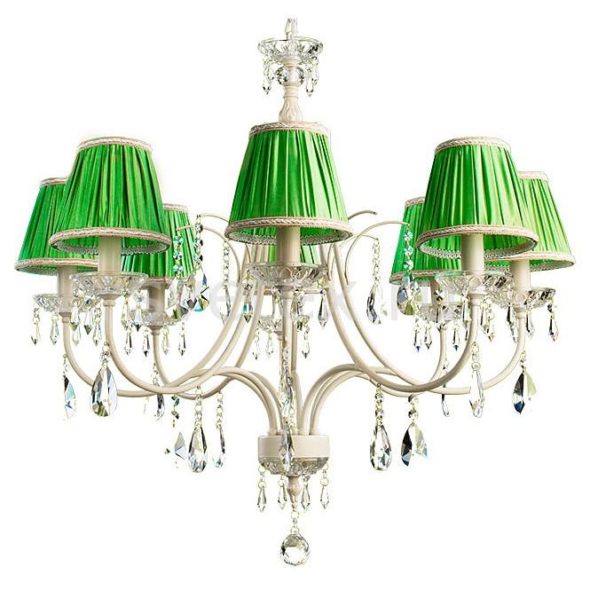 Фото Подвесная люстра Arte Lamp Veil A3082LM-8WG