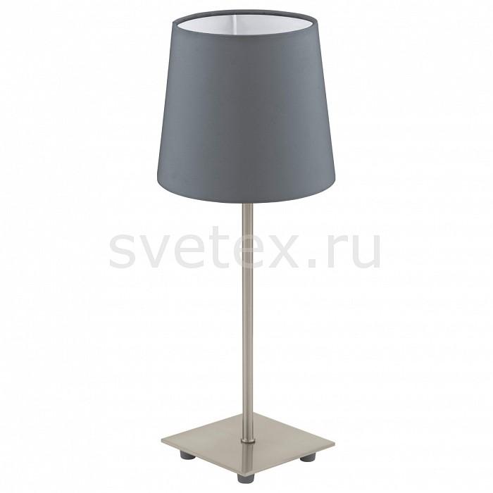 Фото Настольная лампа Eglo E14 220В 40Вт Lauritz 92881