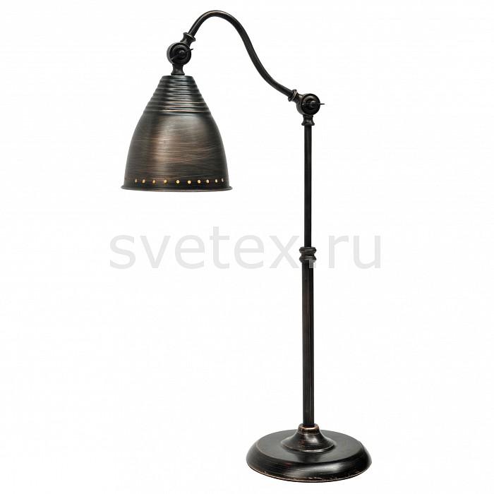 Фото Настольная лампа Arte Lamp E27 220В 60Вт Trendy A1508LT-1BR