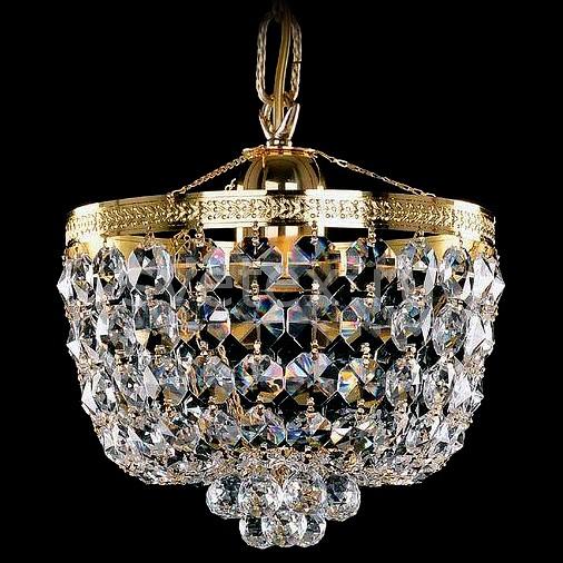 Фото Подвесной светильник Bohemia Ivele Crystal 1928 1928/20/G