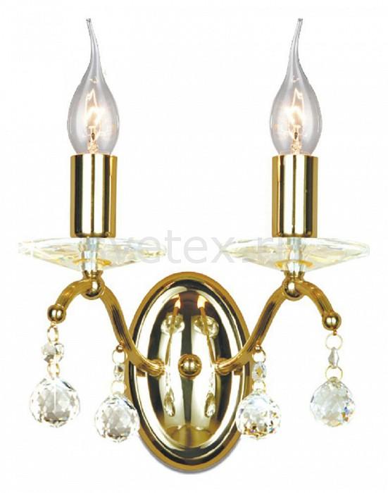 Бра FavouriteБолее 1 лампы<br>Артикул - FV_1063-2W,Бренд - Favourite (Германия),Коллекция - Angelica,Гарантия, месяцы - 24,Время изготовления, дней - 1,Ширина, мм - 240,Высота, мм - 300,Выступ, мм - 160,Тип лампы - компактная люминесцентная [КЛЛ] ИЛИнакаливания ИЛИсветодиодная [LED],Общее кол-во ламп - 2,Напряжение питания лампы, В - 220,Максимальная мощность лампы, Вт - 60,Лампы в комплекте - отсутствуют,Цвет плафонов и подвесок - неокрашенный,Тип поверхности плафонов - прозрачный,Материал плафонов и подвесок - хрусталь,Цвет арматуры - золото, неокрашенный,Тип поверхности арматуры - глянцевый,Материал арматуры - металл, хрусталь,Возможность подлючения диммера - можно, если установить лампу накаливания,Форма и тип колбы - свеча ИЛИ свеча на ветру,Тип цоколя лампы - E14,Класс электробезопасности - I,Общая мощность, Вт - 120,Степень пылевлагозащиты, IP - 20,Диапазон рабочих температур - комнатная температура,Дополнительные параметры - светильник предназначен для использования со скрытой проводкой<br>