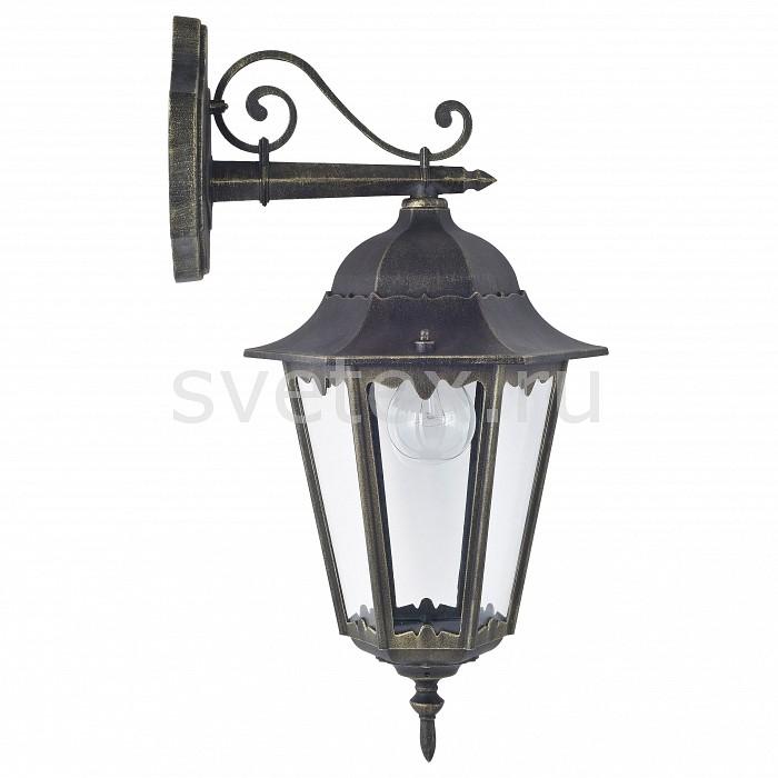 Светильник на штанге FavouriteСветильники<br>Артикул - FV_1809-1W,Бренд - Favourite (Германия),Коллекция - London,Гарантия, месяцы - 24,Время изготовления, дней - 1,Ширина, мм - 205,Высота, мм - 515,Выступ, мм - 285,Тип лампы - компактная люминесцентная [КЛЛ] ИЛИнакаливания ИЛИсветодиодная [LED],Общее кол-во ламп - 1,Напряжение питания лампы, В - 220,Максимальная мощность лампы, Вт - 100,Лампы в комплекте - отсутствуют,Цвет плафонов и подвесок - неокрашенный,Тип поверхности плафонов - прозрачный,Материал плафонов и подвесок - стекло,Цвет арматуры - черный с золотой патиной,Тип поверхности арматуры - матовый,Материал арматуры - металл,Количество плафонов - 1,Тип цоколя лампы - E27,Класс электробезопасности - I,Степень пылевлагозащиты, IP - 44,Диапазон рабочих температур - от -40^С до +40^C,Дополнительные параметры - способ крепления светильника к стене – на монтажной пластине<br>