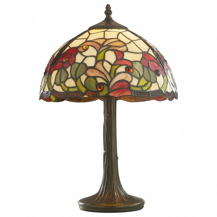 Фото Настольная лампа Odeon Light Flora 2268/1T