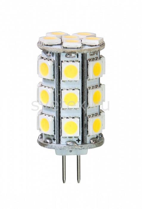 Фото Лампа светодиодная Feron G4 12В 4Вт 4000 K LB-404 25213