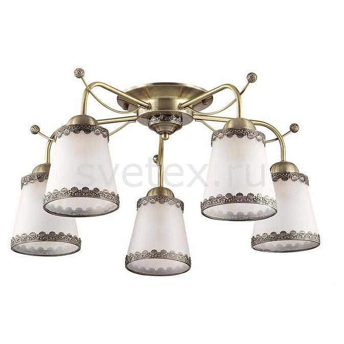 Потолочная люстра LumionЛюстры<br>Артикул - LMN_3266_5C,Бренд - Lumion (Италия),Коллекция - Abbi,Гарантия, месяцы - 24,Высота, мм - 260,Диаметр, мм - 610,Размер упаковки, мм - 340x510x190,Тип лампы - компактная люминесцентная [КЛЛ] ИЛИнакаливания ИЛИсветодиодная [LED],Общее кол-во ламп - 5,Напряжение питания лампы, В - 220,Максимальная мощность лампы, Вт - 60,Лампы в комплекте - отсутствуют,Цвет плафонов и подвесок - белый с бронзовой каймой,Тип поверхности плафонов - матовый,Материал плафонов и подвесок - металл, стекло,Цвет арматуры - бронза,Тип поверхности арматуры - глянцевый, металлик,Материал арматуры - металл,Количество плафонов - 5,Возможность подлючения диммера - можно, если установить лампу накаливания,Тип цоколя лампы - E27,Класс электробезопасности - I,Общая мощность, Вт - 300,Степень пылевлагозащиты, IP - 20,Диапазон рабочих температур - комнатная температура,Дополнительные параметры - способ крепления к потолку - на монтажной пластине<br>