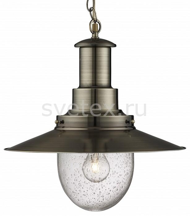 Фото Подвесной светильник Arte Lamp Fisherman A5540SP-1AB