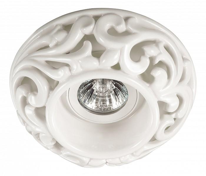 Встраиваемый светильник NovotechВстраиваемые светильники<br>Артикул - NV_370193,Бренд - Novotech (Венгрия),Коллекция - Ola,Гарантия, месяцы - 24,Выступ, мм - 28,Глубина, мм - 20,Диаметр, мм - 150,Размер врезного отверстия, мм - 75,Тип лампы - галогеновая ИЛИсветодиодная [LED],Общее кол-во ламп - 1,Напряжение питания лампы, В - 12,Максимальная мощность лампы, Вт - 50,Лампы в комплекте - отсутствуют,Цвет арматуры - белый,Тип поверхности арматуры - матовый, рельефный,Материал арматуры - фарфор,Возможность подлючения диммера - можно, если установить галогеновую лампу и подключить трансформатор 12 В с возможностью диммирования,Необходимые компоненты - трансформатор 12В,Форма и тип колбы - полусферическая с рефлектором ИЛИполусферическая с радиатором,Тип цоколя лампы - GX5.3,Класс электробезопасности - I,Напряжение питания, В - 220,Степень пылевлагозащиты, IP - 20,Диапазон рабочих температур - комнатная температура<br>
