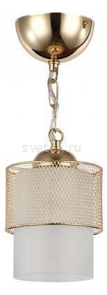 Подвесной светильник FreyaБарные<br>Артикул - MY_FR201-11-G,Бренд - Freya (Германия),Коллекция - Ornella,Гарантия, месяцы - 24,Высота, мм - 165-920,Диаметр, мм - 120,Тип лампы - компактная люминесцентная [КЛЛ] ИЛИнакаливания ИЛИсветодиодная  [LED],Общее кол-во ламп - 1,Напряжение питания лампы, В - 220,Максимальная мощность лампы, Вт - 60,Лампы в комплекте - отсутствуют,Цвет плафонов и подвесок - белый,Тип поверхности плафонов - матовый,Материал плафонов и подвесок - стекло,Цвет арматуры - золото,Тип поверхности арматуры - глянцевый,Материал арматуры - металл,Количество плафонов - 1,Возможность подлючения диммера - можно, если установить лампу накаливания,Тип цоколя лампы - E27,Класс электробезопасности - I,Степень пылевлагозащиты, IP - 20,Диапазон рабочих температур - комнатная температура,Дополнительные параметры - способ крепления светильника к потолку - на крюке, регулируется по высоте, размер плафона 120x85 мм<br>