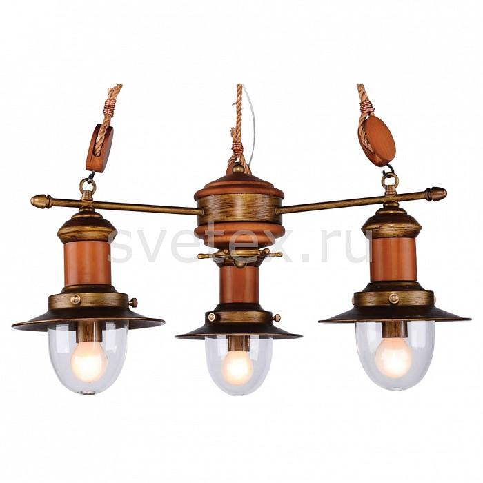 Подвесная люстра FavouriteДеревянные<br>Артикул - FV_1321-3P,Бренд - Favourite (Германия),Коллекция - Sole,Гарантия, месяцы - 24,Время изготовления, дней - 1,Высота, мм - 600,Диаметр, мм - 600,Тип лампы - компактная люминесцентная [КЛЛ] ИЛИнакаливания ИЛИсветодиодная [LED],Общее кол-во ламп - 3,Напряжение питания лампы, В - 220,Максимальная мощность лампы, Вт - 40,Лампы в комплекте - отсутствуют,Цвет плафонов и подвесок - неокрашенный,Тип поверхности плафонов - прозрачный,Материал плафонов и подвесок - стекло,Цвет арматуры - бронза, орех,Тип поверхности арматуры - матовый,Материал арматуры - металл, дерево,Количество плафонов - 3,Возможность подлючения диммера - можно, если установить лампу накаливания,Тип цоколя лампы - E14,Класс электробезопасности - I,Общая мощность, Вт - 120,Степень пылевлагозащиты, IP - 20,Диапазон рабочих температур - комнатная температура,Дополнительные параметры - способ крепления светильника к потолку — на монтажной пластине, стиль кантри<br>
