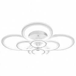 Потолочная люстра IDLampСветодиодные<br>Артикул - ID_388_8PF-White,Бренд - IDLamp (Италия),Коллекция - 388,Высота, мм - 210,Тип лампы - светодиодная [LED],Общее кол-во ламп - 8,Напряжение питания лампы, В - 220,Максимальная мощность лампы, Вт - 12.75,Лампы в комплекте - светодиодные [LED],Цвет плафонов и подвесок - белый,Тип поверхности плафонов - матовый,Материал плафонов и подвесок - стекло,Цвет арматуры - белый,Тип поверхности арматуры - глянцевый,Материал арматуры - металл,Возможность подлючения диммера - нельзя,Класс электробезопасности - I,Общая мощность, Вт - 102,Степень пылевлагозащиты, IP - 20,Диапазон рабочих температур - комнатная температура,Дополнительные параметры - способ крепления светильника к потолку – на монтажной пластине<br>