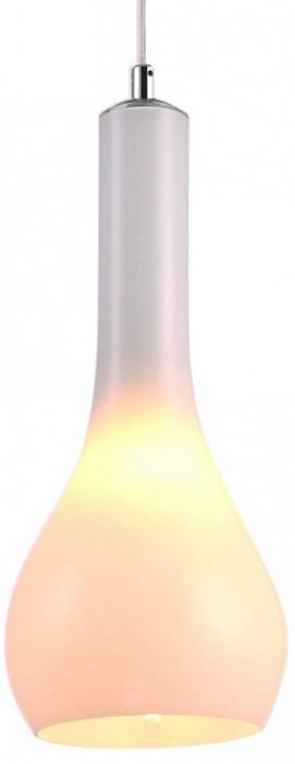 Подвесной светильник Kink LightСветодиодные<br>Артикул - KL_07825-1.01,Бренд - Kink Light (Китай),Коллекция - Дюар,Гарантия, месяцы - 12,Высота, мм - 800,Диаметр, мм - 145,Размер упаковки, мм - 220x220x410,Тип лампы - компактная люминесцентная [КЛЛ] ИЛИнакаливания ИЛИсветодиодная [LED],Общее кол-во ламп - 1,Напряжение питания лампы, В - 220,Максимальная мощность лампы, Вт - 40,Лампы в комплекте - отсутствуют,Цвет плафонов и подвесок - белый опал,Тип поверхности плафонов - матовый,Материал плафонов и подвесок - стекло,Цвет арматуры - хром,Тип поверхности арматуры - глянцевый,Материал арматуры - металл,Количество плафонов - 1,Возможность подлючения диммера - можно, если установить лампу накаливания,Тип цоколя лампы - E27,Класс электробезопасности - I,Степень пылевлагозащиты, IP - 20,Диапазон рабочих температур - комнатная температура,Дополнительные параметры - способ крепления светильника к потолку - на монтажной пластине<br>