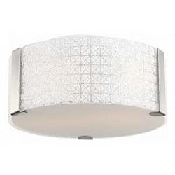 Накладной светильник ST-LuceКруглые<br>Артикул - SL479.502.02,Бренд - ST-Luce (Китай),Коллекция - Dono,Гарантия, месяцы - 24,Высота, мм - 140,Диаметр, мм - 300,Размер упаковки, мм - 340x340x190,Тип лампы - компактная люминесцентная [КЛЛ] ИЛИнакаливания ИЛИсветодиодная [LED],Общее кол-во ламп - 2,Напряжение питания лампы, В - 220,Максимальная мощность лампы, Вт - 60,Лампы в комплекте - отсутствуют,Цвет плафонов и подвесок - белый,Тип поверхности плафонов - матовый,Материал плафонов и подвесок - стекло,Цвет арматуры - никель,Тип поверхности арматуры - матовый,Материал арматуры - металл,Возможность подлючения диммера - можно, если установить лампу накаливания,Тип цоколя лампы - E27,Класс электробезопасности - I,Общая мощность, Вт - 120,Степень пылевлагозащиты, IP - 20,Диапазон рабочих температур - комнатная температура,Дополнительные параметры - способ крепления светильника к потолку - на монтажной пластине<br>