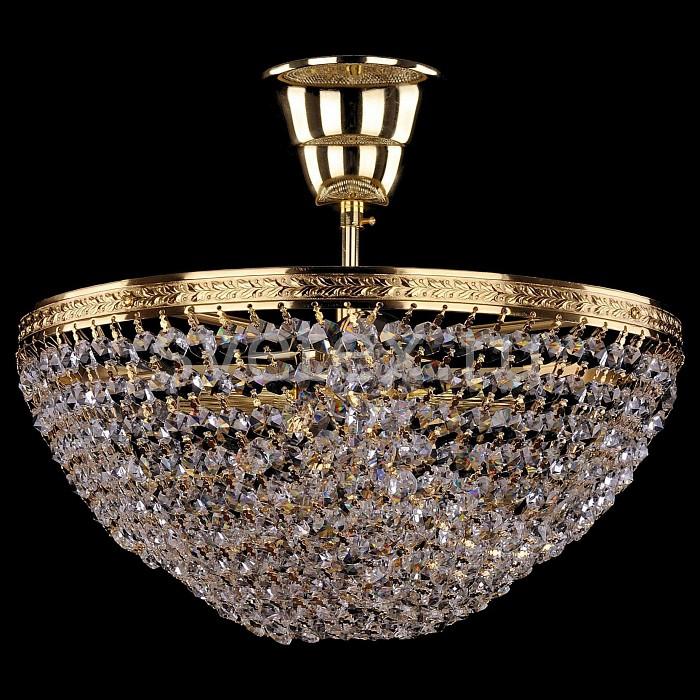 Фото Люстра на штанге Bohemia Ivele Crystal 1932 1932/35Z/G