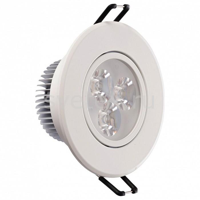 Фото Встраиваемый светильник MW-Light Круз 637012403