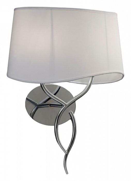 Бра MantraСветодиодные<br>Артикул - MN_1903,Бренд - Mantra (Испания),Коллекция - Ninette,Гарантия, месяцы - 24,Время изготовления, дней - 1,Ширина, мм - 190,Высота, мм - 420,Выступ, мм - 340,Тип лампы - компактная люминесцентная [КЛЛ] ИЛИсветодиодная [LED],Общее кол-во ламп - 2,Напряжение питания лампы, В - 220,Максимальная мощность лампы, Вт - 20,Лампы в комплекте - отсутствуют,Цвет плафонов и подвесок - кремовый,Тип поверхности плафонов - матовый,Материал плафонов и подвесок - текстиль,Цвет арматуры - хром,Тип поверхности арматуры - глянцевый,Материал арматуры - металл,Количество плафонов - 1,Возможность подлючения диммера - нельзя,Тип цоколя лампы - E14,Экономичнее лампы накаливания - в 5 раз,Класс электробезопасности - I,Общая мощность, Вт - 40,Степень пылевлагозащиты, IP - 20,Диапазон рабочих температур - комнатная температура,Дополнительные параметры - светильник предназначен для использования со скрытой проводкой<br>