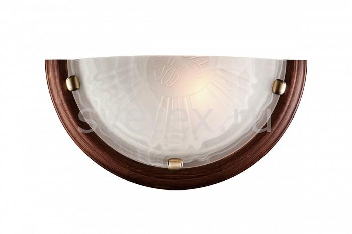 Фото Накладной светильник Sonex Lufe Wood 036