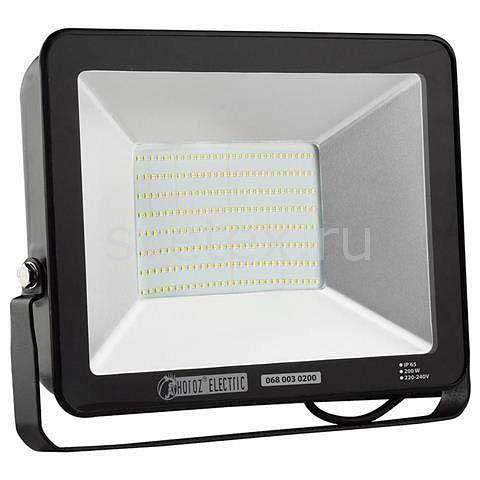Настенный прожектор HorozСветильники<br>Артикул - HRZ00002280,Бренд - Horoz (Турция),Коллекция - 068-003,Гарантия, месяцы - 12,Ширина, мм - 506,Высота, мм - 410,Выступ, мм - 90,Тип лампы - светодиодная [LED],Общее кол-во ламп - 1,Напряжение питания лампы, В - 220,Максимальная мощность лампы, Вт - 200,Цвет лампы - белый теплый,Лампы в комплекте - светодиодная[LED],Цвет плафонов и подвесок - неокрашенный,Тип поверхности плафонов - прозрачный,Материал плафонов и подвесок - стекло,Цвет арматуры - черный,Тип поверхности арматуры - матовый,Материал арматуры - металл,Количество плафонов - 1,Цветовая температура, K - 2700 K,Световой поток, лм - 10000,Экономичнее лампы накаливания - В 2, 8 раза,Светоотдача, лм/Вт - 50,Класс электробезопасности - I,Степень пылевлагозащиты, IP - 65,Диапазон рабочих температур - от -40^C до +40^C,Дополнительные параметры - поворотный светильник<br>