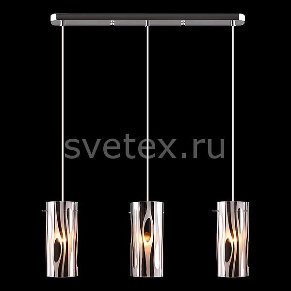 Фото Подвесной светильник Eurosvet 1575 1575/3 хром