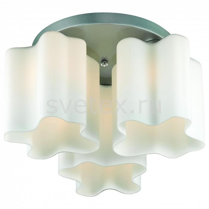 Потолочная люстра ST-LuceЛюстры<br>Артикул - SL116.502.03,Бренд - ST-Luce (Китай),Коллекция - Onde,Гарантия, месяцы - 24,Время изготовления, дней - 1,Высота, мм - 250,Диаметр, мм - 380,Тип лампы - компактная люминесцентная [КЛЛ] ИЛИнакаливания ИЛИсветодиодная [LED],Общее кол-во ламп - 3,Напряжение питания лампы, В - 220,Максимальная мощность лампы, Вт - 60,Лампы в комплекте - отсутствуют,Цвет плафонов и подвесок - белый,Тип поверхности плафонов - матовый,Материал плафонов и подвесок - стекло,Цвет арматуры - никель,Тип поверхности арматуры - матовый,Материал арматуры - металл,Количество плафонов - 3,Возможность подлючения диммера - можно, если установить лампу накаливания,Тип цоколя лампы - E27,Класс электробезопасности - I,Общая мощность, Вт - 180,Степень пылевлагозащиты, IP - 20,Диапазон рабочих температур - комнатная температура,Дополнительные параметры - способ крепления светильника к потолку – на монтажной пластине<br>