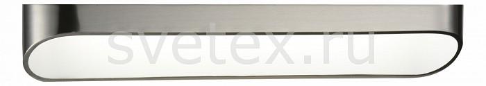 Накладной светильник ST-LuceСветодиодные<br>Артикул - SL582.701.01,Бренд - ST-Luce (Италия),Коллекция - Mensola,Гарантия, месяцы - 24,Время изготовления, дней - 1,Ширина, мм - 580,Высота, мм - 65,Выступ, мм - 80,Тип лампы - светодиодная [LED],Общее кол-во ламп - 1,Напряжение питания лампы, В - 220,Максимальная мощность лампы, Вт - 12,Цвет лампы - белый,Лампы в комплекте - светодиодная [LED],Цвет плафонов и подвесок - белый, никель,Тип поверхности плафонов - матовый,Материал плафонов и подвесок - металл,Цвет арматуры - никель,Тип поверхности арматуры - матовый,Материал арматуры - металл,Количество плафонов - 1,Возможность подлючения диммера - нельзя,Цветовая температура, K - 4000 K,Световой поток, лм - 1550,Экономичнее лампы накаливания - в 10 раз,Светоотдача, лм/Вт - 129,Класс электробезопасности - I,Степень пылевлагозащиты, IP - 20,Диапазон рабочих температур - комнатная температура,Дополнительные параметры - светильник предназначен для использования со скрытой проводкой<br>