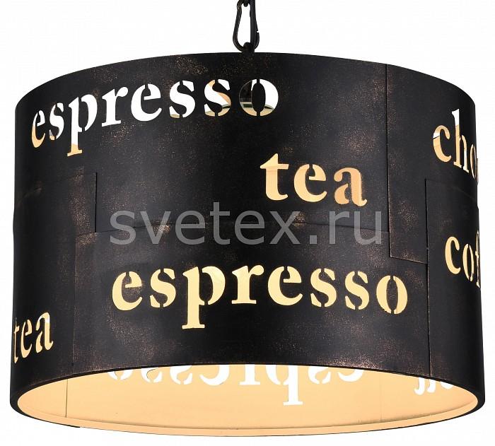 Фото Подвесной светильник Favourite Espresso 1503-3P