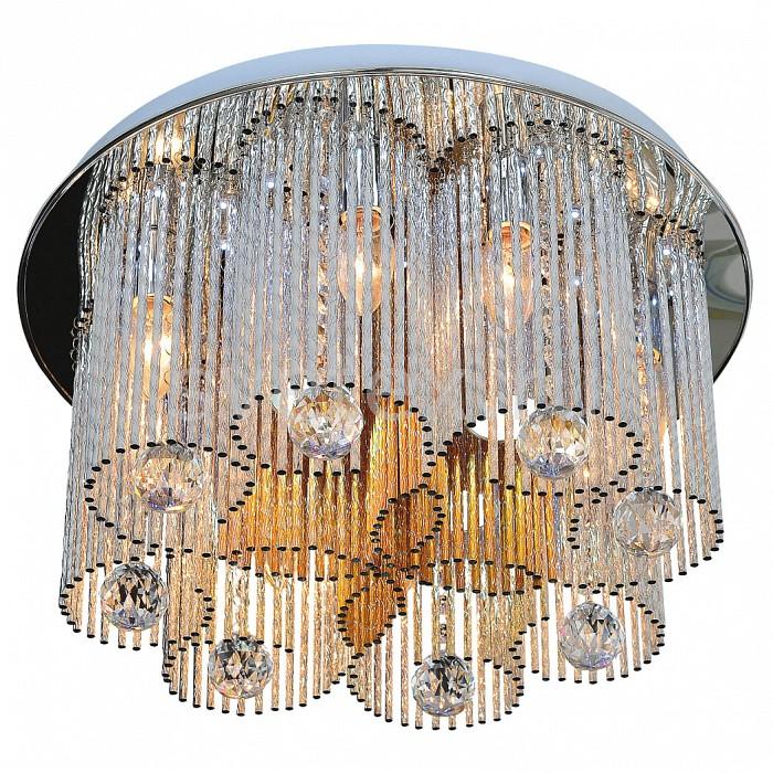 Потолочная люстра CollezioniСветодиодные<br>Артикул - CZ_NC_34147_8R,Бренд - Collezioni (Китай),Коллекция - Soffio,Гарантия, месяцы - 12,Высота, мм - 250,Диаметр, мм - 450,Размер упаковки, мм - 500x500x130,Тип лампы - компактная люминесцентная [КЛЛ] ИЛИнакаливания ИЛИсветодиодная [LED],Общее кол-во ламп - 8,Напряжение питания лампы, В - 220,Максимальная мощность лампы, Вт - 40,Лампы в комплекте - отсутствуют,Цвет плафонов и подвесок - неокрашенный,Тип поверхности плафонов - прозрачный,Материал плафонов и подвесок - стекло, хрусталь,Цвет арматуры - хром,Тип поверхности арматуры - глянцевый,Материал арматуры - металл,Наличие выключателя, диммера или пульта ДУ - пульт ДУ,Тип цоколя лампы - E14,Класс электробезопасности - I,Общая мощность, Вт - 320,Степень пылевлагозащиты, IP - 20,Диапазон рабочих температур - комнатная температура,Дополнительные параметры - способ крепления светильника к потолку - на монтажной пластине, светильник декорирован 52 светодиодами общей мощностью 3.12 Вт<br>