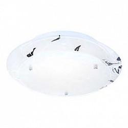 Накладной светильник GloboКруглые<br>Артикул - GB_48077,Бренд - Globo (Австрия),Коллекция - Claire,Гарантия, месяцы - 24,Диаметр, мм - 250,Размер упаковки, мм - 125x450x450,Тип лампы - компактная люминесцентная [КЛЛ] ИЛИнакаливания ИЛИсветодиодная [LED],Общее кол-во ламп - 1,Напряжение питания лампы, В - 220,Максимальная мощность лампы, Вт - 60,Лампы в комплекте - отсутствуют,Цвет плафонов и подвесок - белый с рисунком,Тип поверхности плафонов - матовый,Материал плафонов и подвесок - стекло,Цвет арматуры - хром,Тип поверхности арматуры - глянцевый,Материал арматуры - металл,Возможность подлючения диммера - можно, если установить лампу накаливания,Тип цоколя лампы - E27,Класс электробезопасности - I,Степень пылевлагозащиты, IP - 20,Диапазон рабочих температур - комнатная температура<br>