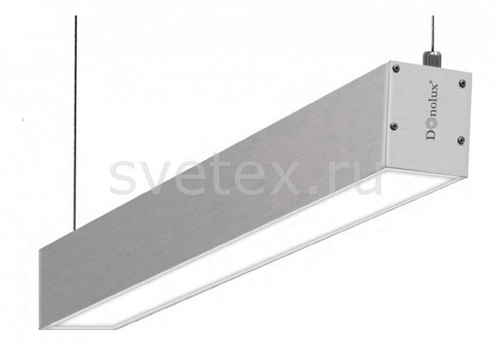 Подвесной светильник DonoluxСветильники<br>Артикул - do_dl18516s150nw45,Бренд - Donolux (Китай),Коллекция - 1851,Гарантия, месяцы - 24,Длина, мм - 1500,Ширина, мм - 50,Высота, мм - 70,Тип лампы - светодиодная [LED],Общее кол-во ламп - 1,Напряжение питания лампы, В - 220,Максимальная мощность лампы, Вт - 43.2,Цвет лампы - белый,Лампы в комплекте - светодиодная [LED],Цвет плафонов и подвесок - белый,Тип поверхности плафонов - матовый,Материал плафонов и подвесок - полимер,Цвет арматуры - серый,Тип поверхности арматуры - матовый,Материал арматуры - металл,Количество плафонов - 1,Цветовая температура, K - 4000 K,Световой поток, лм - 3960,Экономичнее лампы накаливания - в 5.8 раза,Светоотдача, лм/Вт - 92,Класс электробезопасности - I,Степень пылевлагозащиты, IP - 20,Диапазон рабочих температур - комнатная температура,Дополнительные параметры - способ крепления светильника к потолку - на монтажной пластине, указана высота светильника без подвеса<br>