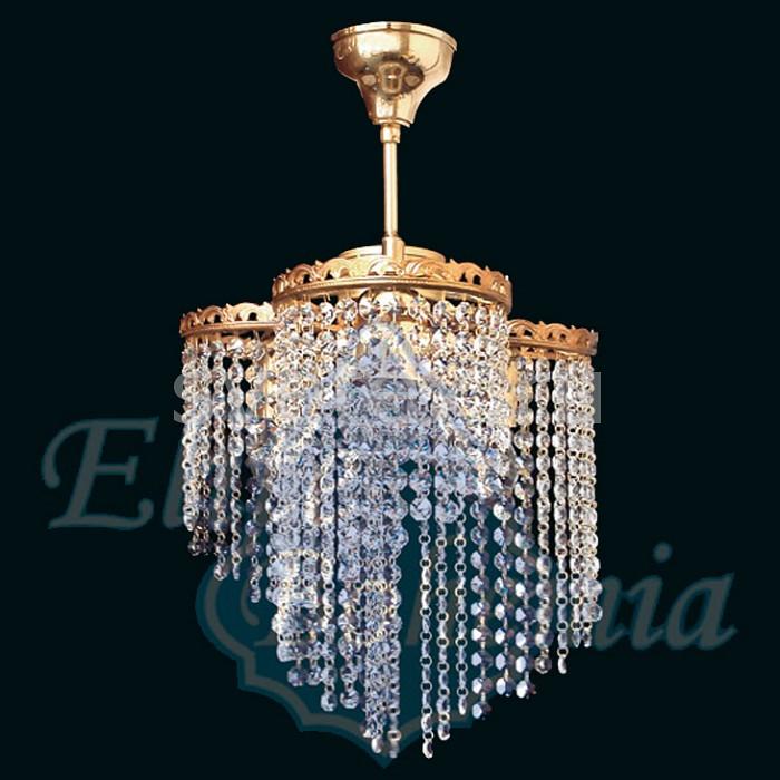 Фото Люстра на штанге Elite Bohemia Ceiling mounts 723 L 723/3/052 S