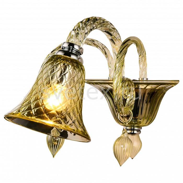 Фото Бра Arte Lamp Cleopatra A9002AP-1CC