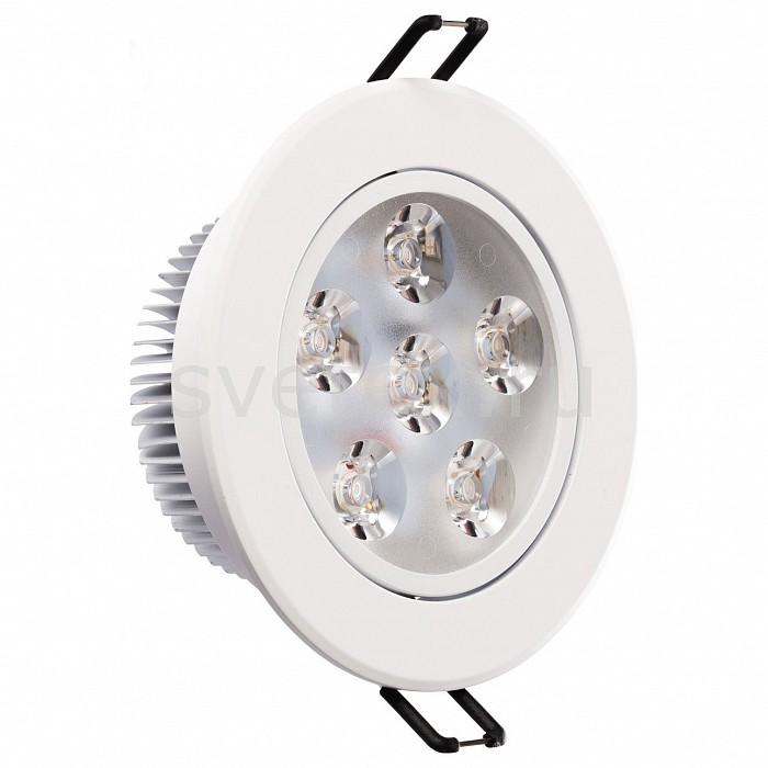 Фото Встраиваемый светильник MW-Light Круз 637012806