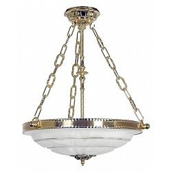 Светильник на штанге Arti LampadariКруглые<br>Артикул - AL_Tito_E_1.5.40_G,Бренд - Arti Lampadari (Италия),Коллекция - Tito,Гарантия, месяцы - 24,Время изготовления, дней - 1,Высота, мм - 550,Диаметр, мм - 400,Тип лампы - компактная люминесцентная [КЛЛ] ИЛИнакаливания ИЛИсветодиодная [LED],Общее кол-во ламп - 3,Напряжение питания лампы, В - 220,Максимальная мощность лампы, Вт - 60,Лампы в комплекте - отсутствуют,Цвет плафонов и подвесок - белый с рисунком,Тип поверхности плафонов - матовый,Материал плафонов и подвесок - стекло,Цвет арматуры - золото,Тип поверхности арматуры - глянцевый,Материал арматуры - металл,Возможность подлючения диммера - можно, если установить лампу накаливания,Тип цоколя лампы - E27,Класс электробезопасности - I,Общая мощность, Вт - 180,Степень пылевлагозащиты, IP - 20,Диапазон рабочих температур - комнатная температура,Дополнительные параметры - способ крепления светильника к потолку – на крюке<br>
