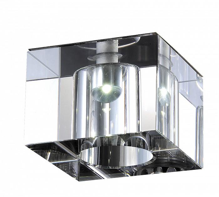 Фото Встраиваемый светильник Novotech Cubic-LED 357013