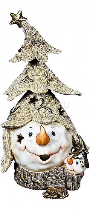 Фото Снеговик Mister Christmas x 24 см SM-3