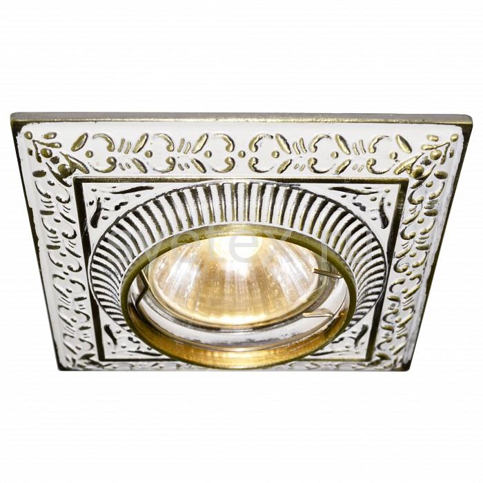 Фото Встраиваемый светильник Arte Lamp Occhio A5284PL-1WG