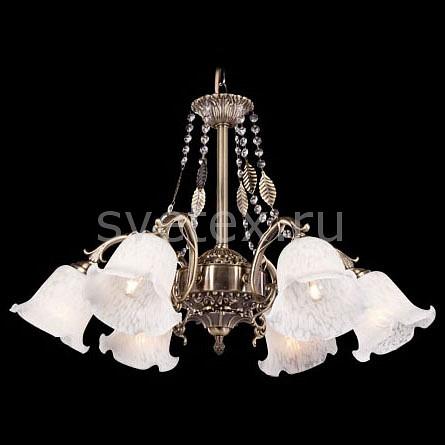 Подвесная люстра EurosvetЛюстры<br>Артикул - EV_72996,Бренд - Eurosvet (Китай),Коллекция - 60008,Гарантия, месяцы - 24,Высота, мм - 930,Диаметр, мм - 690,Тип лампы - компактная люминесцентная [КЛЛ] ИЛИнакаливания ИЛИсветодиодная [LED],Общее кол-во ламп - 6,Напряжение питания лампы, В - 220,Максимальная мощность лампы, Вт - 60,Лампы в комплекте - отсутствуют,Цвет плафонов и подвесок - белый с рисунком,Тип поверхности плафонов - матовый,Материал плафонов и подвесок - стекло,Цвет арматуры - бронза античная,Тип поверхности арматуры - матовый,Материал арматуры - металл,Количество плафонов - 6,Возможность подлючения диммера - можно, если установить лампу накаливания,Тип цоколя лампы - E14,Класс электробезопасности - I,Общая мощность, Вт - 360,Степень пылевлагозащиты, IP - 20,Диапазон рабочих температур - комнатная температура,Дополнительные параметры - способ крепления светильника к потолку - на монтажной пластине, регулируется по высоте<br>