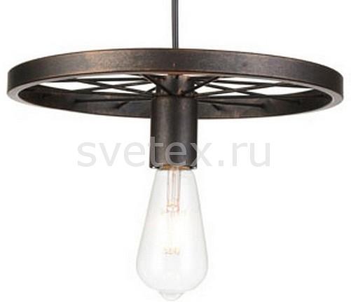 Подвесной светильник FavouriteСветодиодные<br>Артикул - FV_1654-1P,Бренд - Favourite (Германия),Коллекция - Fahrrad,Гарантия, месяцы - 24,Высота, мм - 105-1105,Диаметр, мм - 300,Тип лампы - компактная люминесцентная [КЛЛ] ИЛИнакаливания ИЛИсветодиодная [LED],Общее кол-во ламп - 1,Напряжение питания лампы, В - 220,Максимальная мощность лампы, Вт - 60,Лампы в комплекте - отсутствуют,Цвет арматуры - коричневый,Тип поверхности арматуры - матовый,Материал арматуры - металл,Возможность подлючения диммера - можно, если установить лампу накаливания,Тип цоколя лампы - E27,Класс электробезопасности - I,Степень пылевлагозащиты, IP - 20,Диапазон рабочих температур - комнатная температура,Дополнительные параметры - способ крепления светильника к потолку - на крюке, регулируется по высоте, стиль кантри<br>