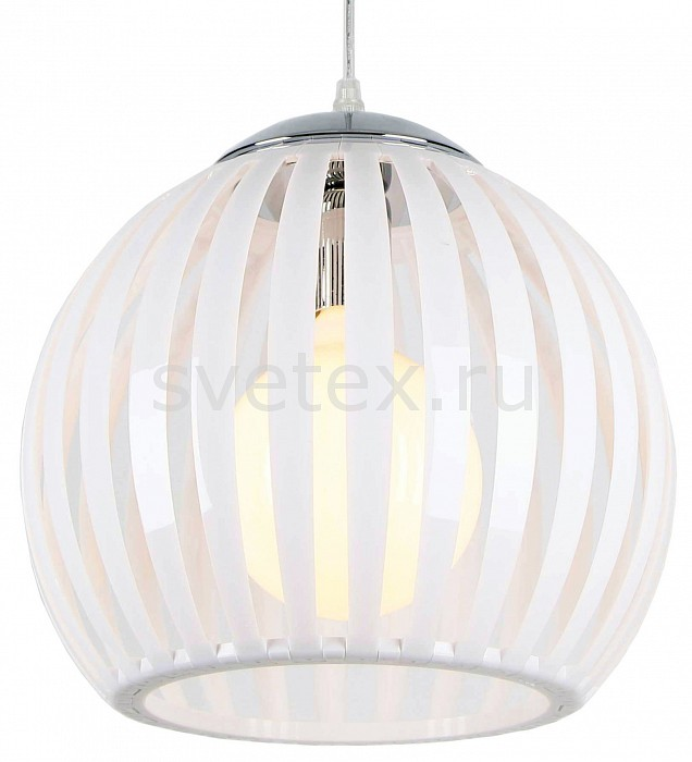Подвесной светильник LussoleБарные<br>Артикул - LSP-0158,Бренд - Lussole (Италия),Коллекция - 158,Гарантия, месяцы - 24,Высота, мм - 350-1500,Диаметр, мм - 200,Тип лампы - компактная люминесцентная [КЛЛ] ИЛИнакаливания ИЛИсветодиодная [LED],Общее кол-во ламп - 1,Напряжение питания лампы, В - 220,Максимальная мощность лампы, Вт - 60,Лампы в комплекте - отсутствуют,Цвет плафонов и подвесок - белый,Тип поверхности плафонов - матовый,Материал плафонов и подвесок - стекло,Цвет арматуры - хром,Тип поверхности арматуры - глянцевый,Материал арматуры - металл,Количество плафонов - 1,Возможность подлючения диммера - можно, если установить лампу накаливания,Тип цоколя лампы - E27,Класс электробезопасности - I,Степень пылевлагозащиты, IP - 20,Диапазон рабочих температур - комнатная температура,Дополнительные параметры - способ крепления светильника к потолку – на монтажной пластине или крюке, регулируется по высоте<br>