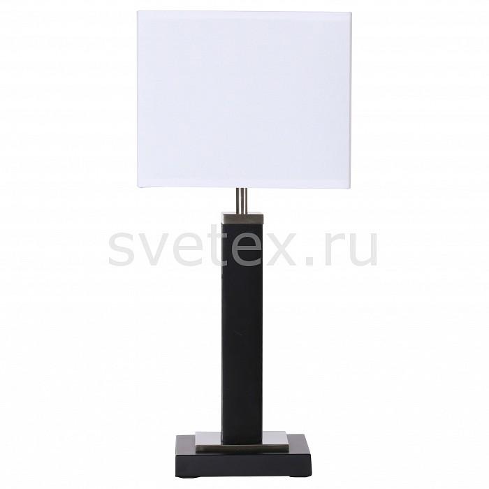 Фото Настольная лампа Arte Lamp E14 220В 40Вт Waverley A8880LT-1BK