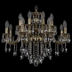 Подвесная люстра Bohemia Ivele CrystalБолее 6 ламп<br>Артикул - BI_1703_16_225_B_GB,Бренд - Bohemia Ivele Crystal (Чехия),Коллекция - 1703,Гарантия, месяцы - 24,Высота, мм - 370,Диаметр, мм - 660,Размер упаковки, мм - 710x710x250,Тип лампы - компактная люминесцентная [КЛЛ] ИЛИнакаливания ИЛИсветодиодная [LED],Общее кол-во ламп - 16,Напряжение питания лампы, В - 220,Максимальная мощность лампы, Вт - 40,Лампы в комплекте - отсутствуют,Цвет плафонов и подвесок - неокрашенный,Тип поверхности плафонов - прозрачный,Материал плафонов и подвесок - хрусталь,Цвет арматуры - золото черненое,Тип поверхности арматуры - глянцевый, рельефный,Материал арматуры - латунь,Возможность подлючения диммера - можно, если установить лампу накаливания,Форма и тип колбы - свеча ИЛИ свеча на ветру,Тип цоколя лампы - E14,Класс электробезопасности - I,Общая мощность, Вт - 640,Степень пылевлагозащиты, IP - 20,Диапазон рабочих температур - комнатная температура,Дополнительные параметры - способ крепления светильника к потолку - на крюке, указана высота светильника без подвеса<br>