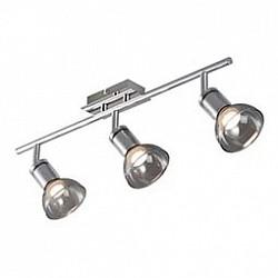 Спот MaytoniС 3 лампами<br>Артикул - MY_ECO003-03-N,Бренд - Maytoni (Германия),Коллекция - Axion,Гарантия, месяцы - 24,Тип лампы - светодиодные [LED],Общее кол-во ламп - 3,Максимальная мощность лампы, Вт - 4,Лампы в комплекте - светодиодные [LED],Цвет плафонов и подвесок - неокрашенный,Тип поверхности плафонов - прозрачный,Материал плафонов и подвесок - стекло,Цвет арматуры - хром,Тип поверхности арматуры - глянцевый,Материал арматуры - металл,Возможность подлючения диммера - нельзя,Класс электробезопасности - I,Общая мощность, Вт - 12,Степень пылевлагозащиты, IP - 20,Диапазон рабочих температур - комнатная температура,Дополнительные параметры - способ крепления светильника к потолку и стене - на монтажной пластине, поворотный светильник<br>