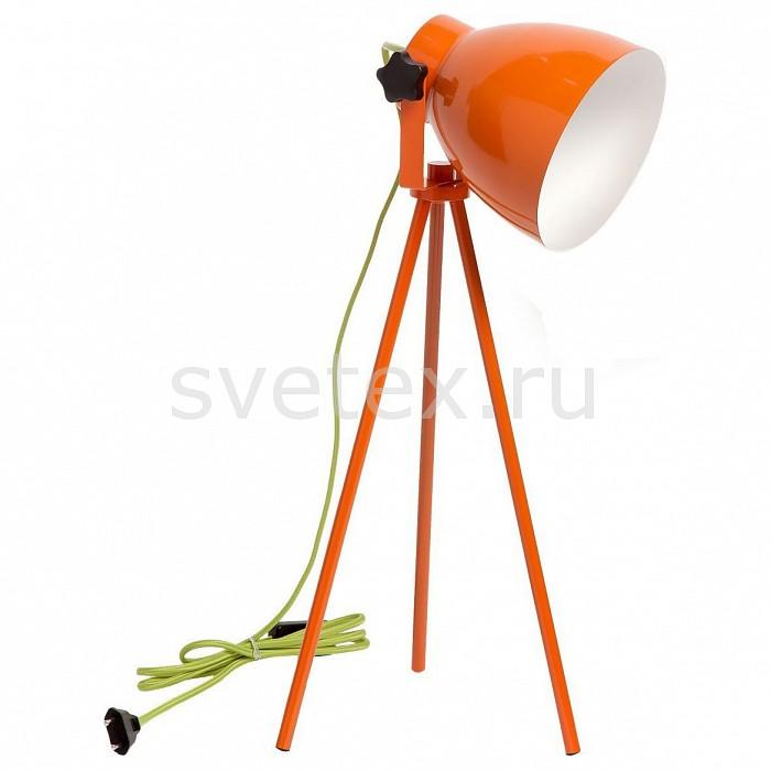 Настольная лампа RegenBogen LIFEСветильники<br>Артикул - MW_497032701,Бренд - RegenBogen LIFE (Германия),Коллекция - Хоф,Гарантия, месяцы - 24,Высота, мм - 540,Диаметр, мм - 180,Тип лампы - компактная люминесцентная [КЛЛ] ИЛИнакаливания ИЛИсветодиодная [LED],Общее кол-во ламп - 1,Напряжение питания лампы, В - 220,Максимальная мощность лампы, Вт - 40,Лампы в комплекте - отсутствуют,Цвет плафонов и подвесок - оранжевый,Тип поверхности плафонов - матовый,Материал плафонов и подвесок - металл,Цвет арматуры - оранжевый,Тип поверхности арматуры - матовый,Материал арматуры - металл,Количество плафонов - 1,Наличие выключателя, диммера или пульта ДУ - выключатель на проводе,Компоненты, входящие в комплект - провод электропитания с вилкой без заземления,Тип цоколя лампы - E14,Класс электробезопасности - II,Степень пылевлагозащиты, IP - 20,Диапазон рабочих температур - комнатная температура,Дополнительные параметры - поворотный светильник<br>